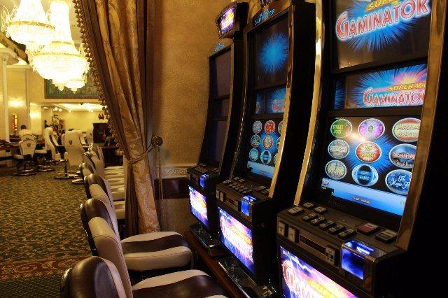 Слоты нашего казино - лучшие игровые автоматы!