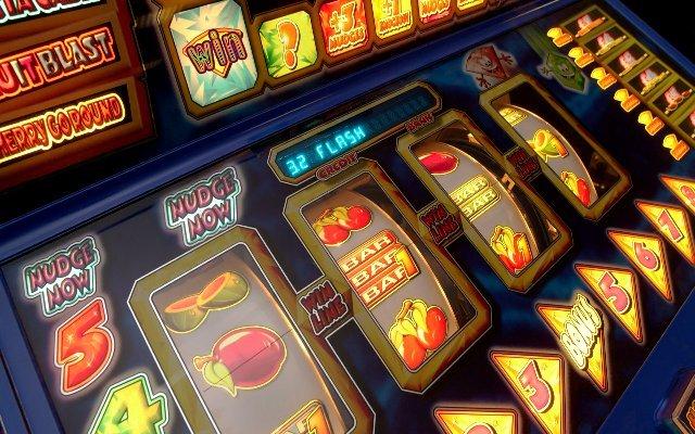 """Красочный автомат """"Бананы"""" в казино Вулкан Удачи"""