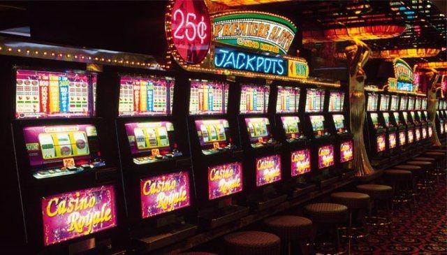 Игровые автоматы в онлайн казино Эльдорадо