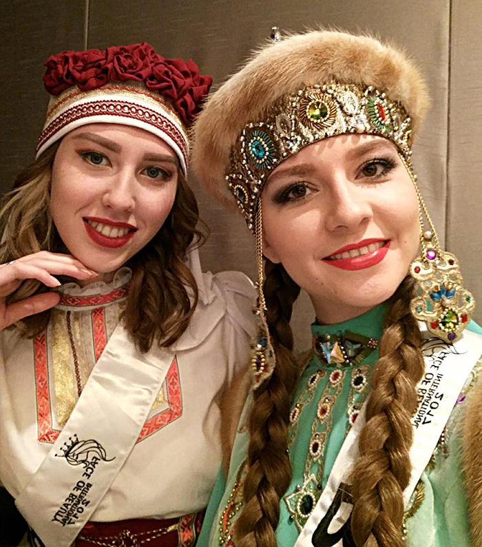 Девушка из Татарстана вошла в Топ-20 конкурса «Самое красивое лицо Мира 2017»