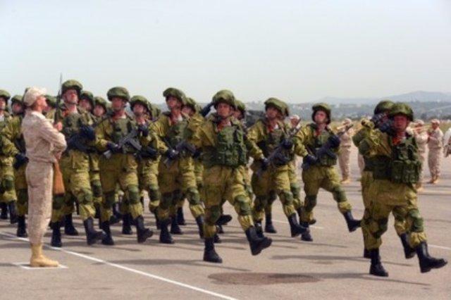 Кремль отверг идею закрепления России в Сирии