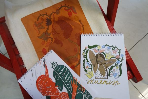 В Казани продают эротические сувениры с Шурале и Су анасы в главных ролях (ФОТО 18+)