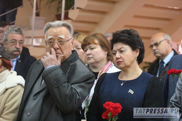 В Казани простились с известным ученым и общественным деятелем Азатом Зиятдиновым (ФОТОРЕПОРТАЖ)