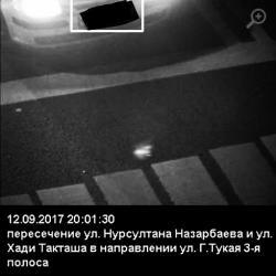 В Татарстане водителя оштрафовали за тень его автомобиля на стоп-линии