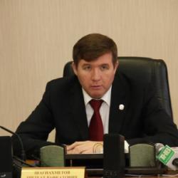 Кандидатуру Шагиахметова предложили на пост главы ЦИК Татарстана