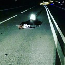 В Татарстане пассажир КАМАЗа на ходу выпал из машины и погиб