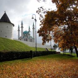 Ночью в Татарстане температура опустится до -1