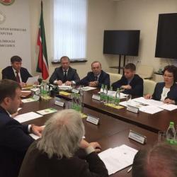 Мидхат Шагиахметов избран Председателем Центризбиркома РТ