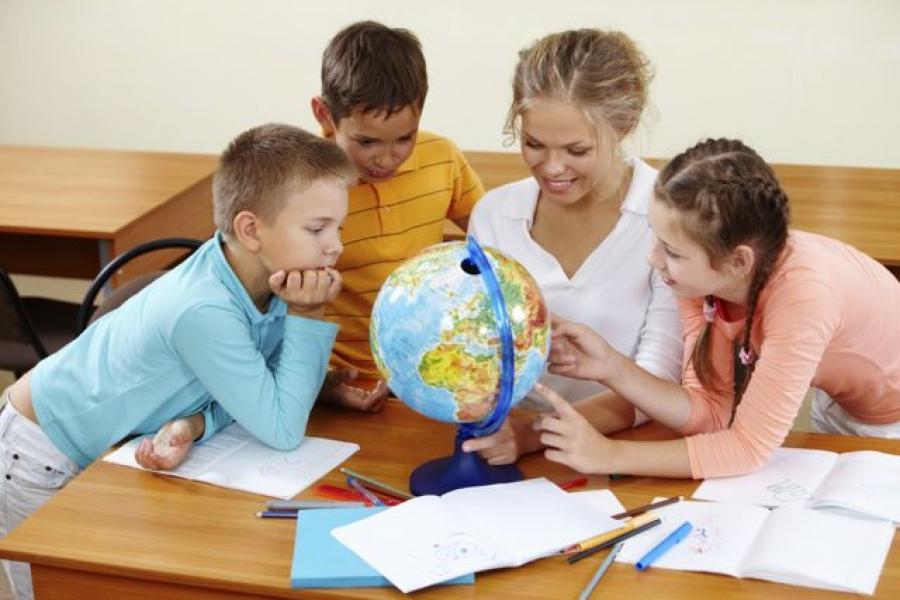 Быстрая переквалификация в учителя географии