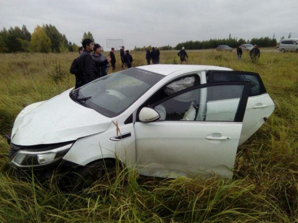В страшной аварии в Татарстане погиб 34-летний водитель (ВИДЕО)