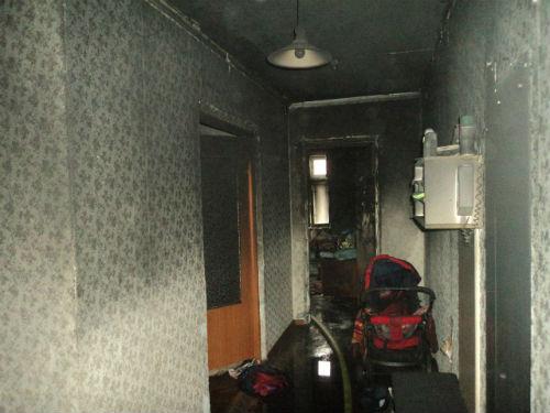В Татарстане сотрудники МЧС спасли из огня 7-летнего ребенка
