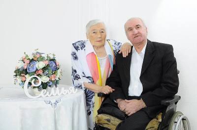 В Татарстане пенсионеры из дома-интерната стали мужем и женой (ФОТО)