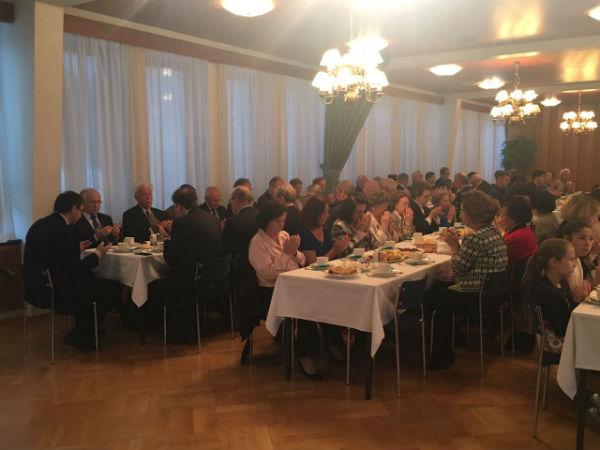 В Финляндии прошёл Вагаповский фестиваль (ФОТО, ВИДЕО)