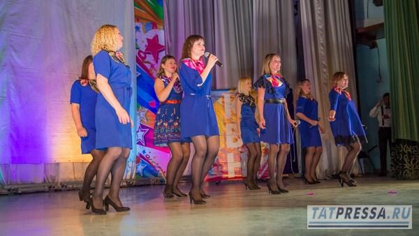 Татарская лига КВН пдвела итоги нового сезона (ФОТО)