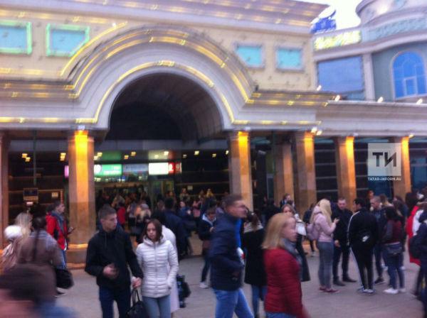 В Казани идет эвакуация из нескольких торговых центров (ФОТО)