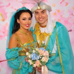 Необычная свадьба в Татарстане: жених исполнил сказочную мечту невесты (ФОТО)