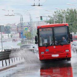Подробности новой схемы движения в Казани (ВИДЕО)