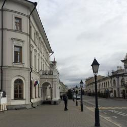 В Казани эвакуируют исполком города