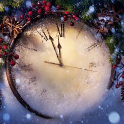 Госдума рассмотрит законопроект о сокращении новогодних каникул