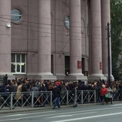 В Казани эвакуируют вузы города
