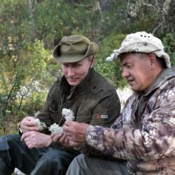 Как Владимир Путин отметит свой юбилей