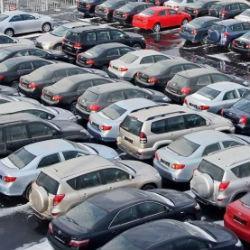 С 1 января в России ожидается подорожание автомобилей