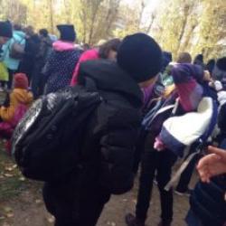 В школах Казани вновь идет эвакуация, детей отпускают домой (ФОТО)