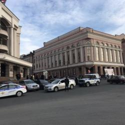 В Казани снова эвакуируют минмолодежи и минкультуры