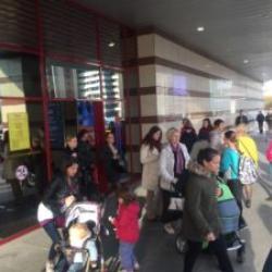 В сети появились фото и видео массовой эвакуации из казанского ТРК «Тандем»