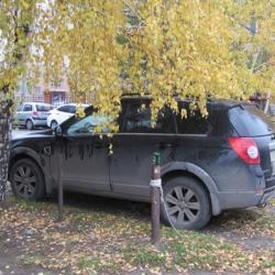 Парковки во дворах Казани: кто на что имеет право?
