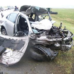 Стали известны обстоятельства смерти двух людей в ДТП у Сорочьих Гор (ФОТО)