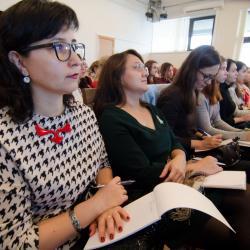 В театре Камала открылась школа театрального блогера
