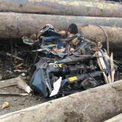 Подробности трагедии: в Татарстане столкнулись три автомобиля — погиб один человек