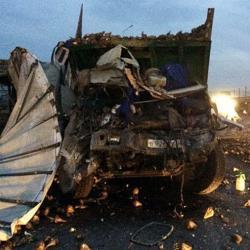 Скончался водитель «КАМАЗа», пострадавший в аварии под Заинском