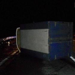 В Татарстане перевернулись два автомобиля, есть пострадавшие (ФОТО)