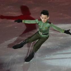 Девятилетний казанский фигурист вышел в финал ТВ-шоу «Дети на льду. Звезды» (ВИДЕО)