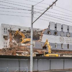 Стала известна стоимость нового банного комплекса, который построят на месте комбината «Здоровье»