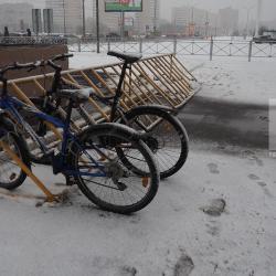 В выходные дни в Татарстане ожидается первый снег