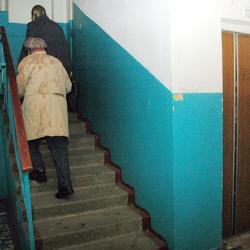 В Казани больше сотни подъездов оставили без лифтов (ВИДЕО)
