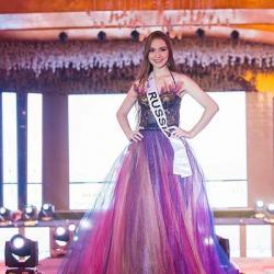 Экс-татарстанка примет участие в конкурсе «Мисс земного шара»