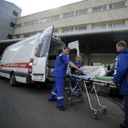 12 человек госпитализировали из-за отравления медвежатиной