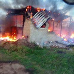 В Татарстане в КАМАЗе сгорел спящий мужчина (ФОТО)