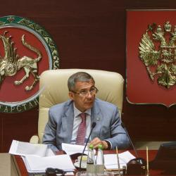Президент РТ Рустам Минниханов прокомментировал языковой вопрос