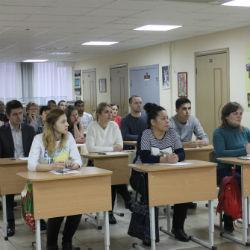 В Доме Дружбы прошел экзамен на знание русского языка
