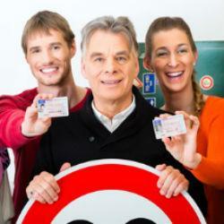 Как получают водительские права в разных странах