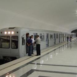 В казанском метро задымился вагон