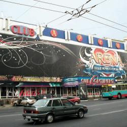 Один из старейших ночных клубов Казани -