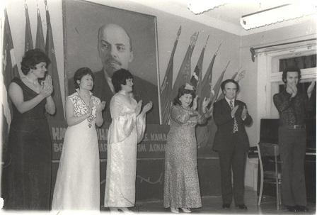 Перебирая архивные ФОТО к 80-летию Татарской филармонии