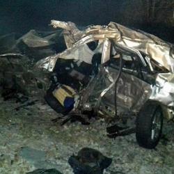 В ДТП с фурой из Татарстана на трассе погибла семья