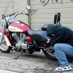 Приезжие братья угнали у татарстанца мотоцикл стоимостью 200 тысяч рублей